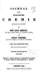 Journal für praktische Chemie: Band 68