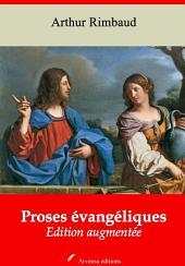 Proses évangeliques: Nouvelle édition augmentée