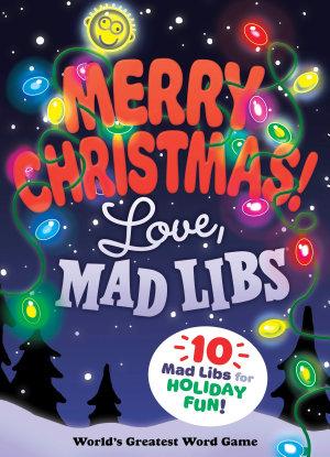 Merry Christmas  Love  Mad Libs
