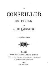 Le conseiller du peuple: Volume2