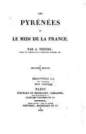 Les Pyrénées et le Midi de la France