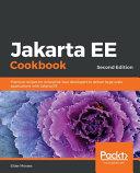 Jakarta EE Cookbook  Second Edition PDF