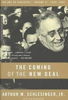 The Coming of the New Deal  1933 1935 PDF