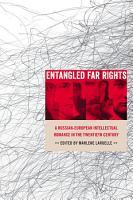 Entangled Far Rights PDF