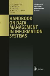 Handbook on Data Management in Information Systems