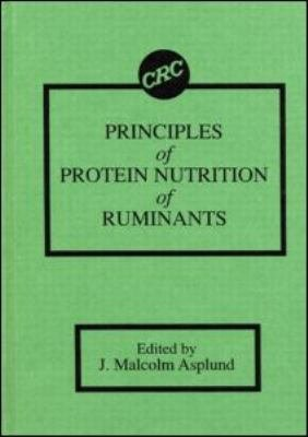 Principles of Protein Nutrition of Ruminants PDF