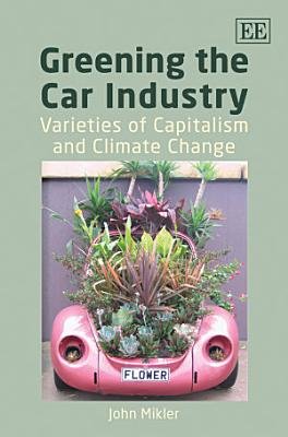 Greening the Car Industry