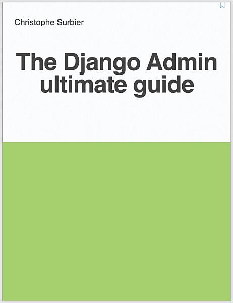Django Admin Ultimate Guide Pdf Book