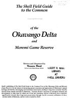 The Shell Field Guide to the Common Trees of the Okavango Delta and Moremi Game Reserve PDF