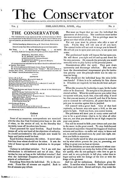 Download The Conservator Book