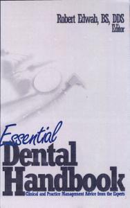 Essential Dental Handbook PDF