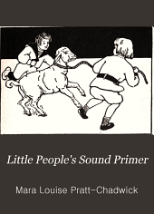 Little people's sound primer