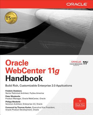 Oracle WebCenter 11g Handbook PDF