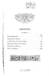Philip Massinger: Volume 1
