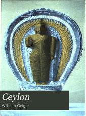 Ceylon: Tagebuchblätter und Reiseerinnerungen von Wilhelm Geiger ...