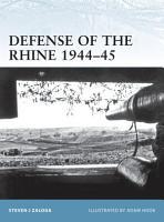Defense of the Rhine 1944   45 PDF