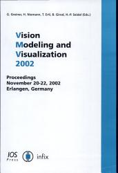 Vision Modeling And Visualization 2002 Book PDF