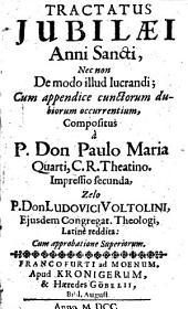 Tractatus Iubilaei anni sancti