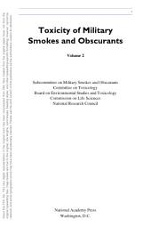 Toxicity of Military Smokes and Obscurants: Volume 2