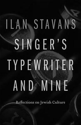 Singer s Typewriter and Mine PDF