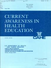 Current Awareness in Health Education PDF