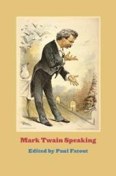 Mark Twain Speaking