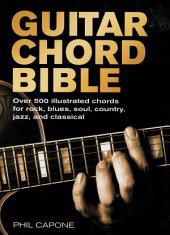 Guitar Chord Bible