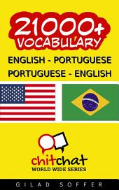 21000+ English - Portuguese Portuguese - English Vocabulary