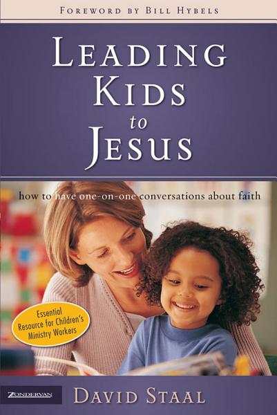 Download Leading Kids to Jesus Book