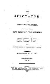 The Spectator: Volume 6