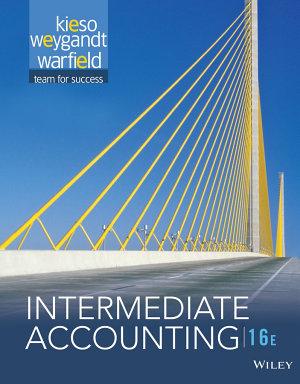 Intermediate Accounting  2 Volumes