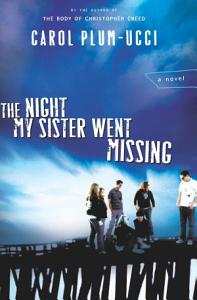 The Night My Sister Went Missing Book