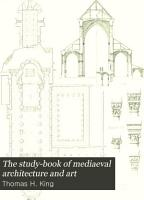 The Study book of Mediaeval Architecture and Art PDF