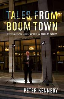 Tales from Boomtown Book