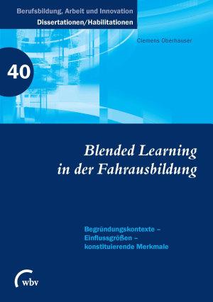 Blended Learning in der Fahrausbildung PDF