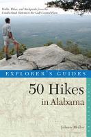 Explorer s Guide 50 Hikes in Alabama PDF
