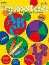 Preschool Basics (ENHANCED eBook): Alphabet, Colors, Numbers, Shapes