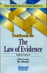 Textbook On The Law Of Evidence Book PDF