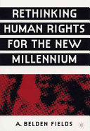 Rethinking Human Rights for the New Millennium PDF