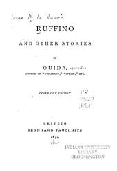Ruffino, and Other Stories