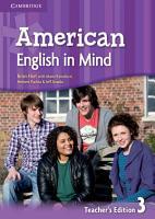 American English in Mind Level 3 Teacher s Edition PDF