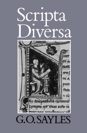 Scripta Diversa