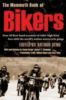 The Mammoth Book of Bikers PDF