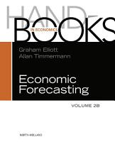 Handbook of Economic Forecasting PDF