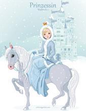 Prinzessin Malbuch 2