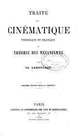 Traité de cinématique théorique et pratique