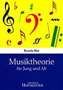 Musiktheorie f  r Jung und Alt PDF