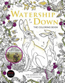 Watership Down The Coloring Book Book