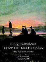 Complete piano sonatas  no  1 15 PDF