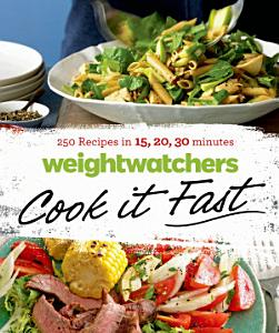 Weight Watchers Cook it Fast Book